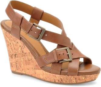 Eurosoft Shoes Pandora Caramel