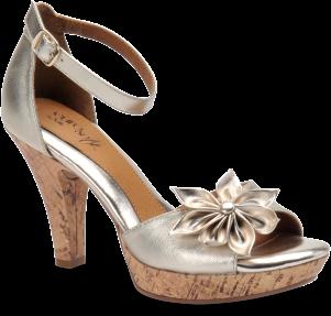 Eurosoft Shoes Clarissa Gold