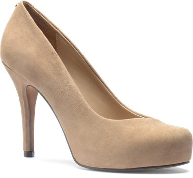 Wheat Suede Isola Cagney