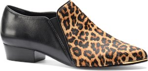 Tan Leopard Black Isola Banner