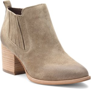 Marmotta Light Grey Suede Isola Olicia