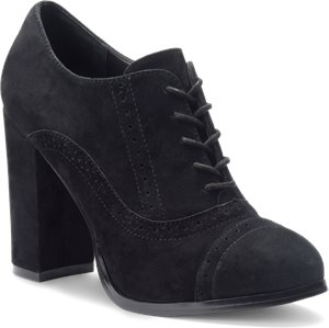 Black Suede Isola Holli