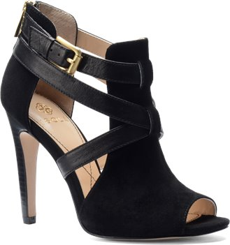 Black Suede Isola Blinn