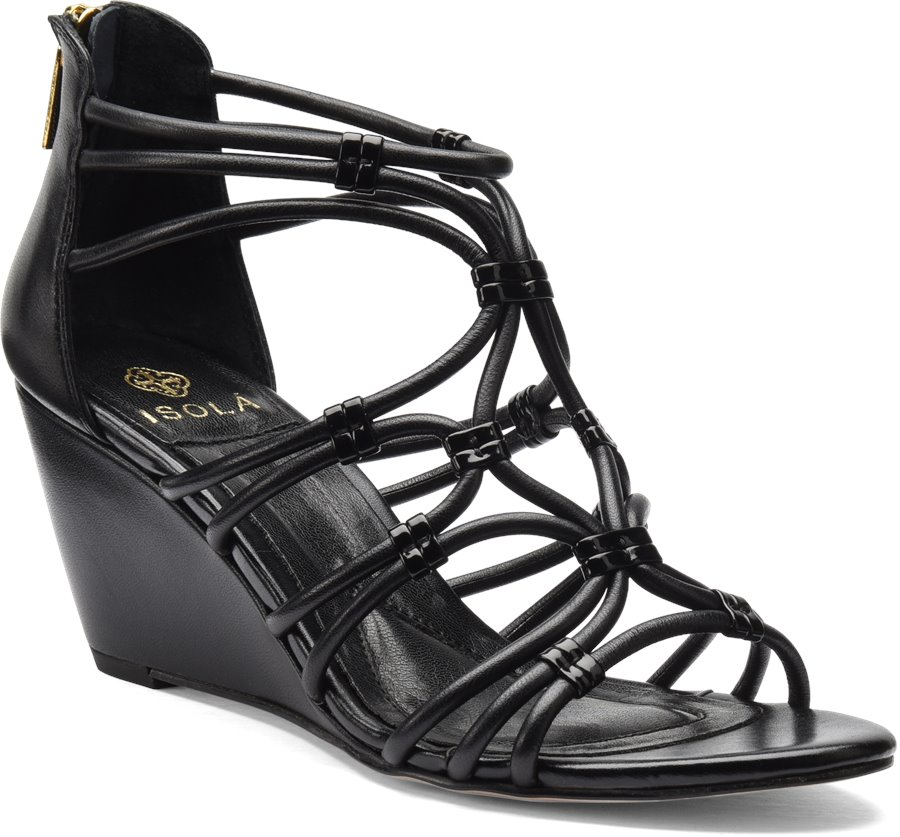 Isola Floral : Black - Womens