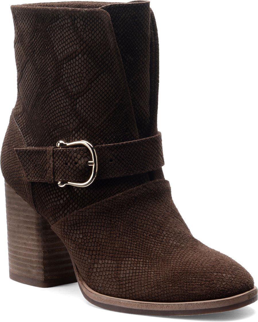 Isola Lavoy : Coffee Suede - Womens