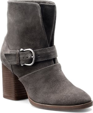 Steel Grey Suede Isola Lavoy