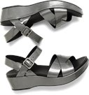 Korkease Myrna 2.0 in Grey Patent