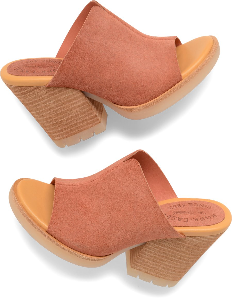 Korkease Lawton : Rust - Womens