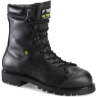 "Men's 8"" Waterproof Lace to Toe Met Guard Prep Plant Boot - Black"