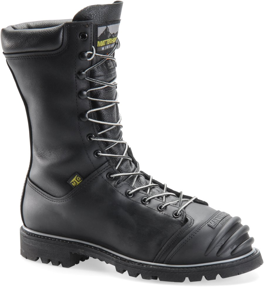 Matterhorn 10 WP Insulated D3O Internal Metguard : Black - Mens