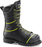 "Men's 10"" Waterproof Lace to Toe Insulated Internal Metguard - BLACK"