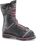 "Women's 10"" Waterproof Insulated Internal Metguard - Black"