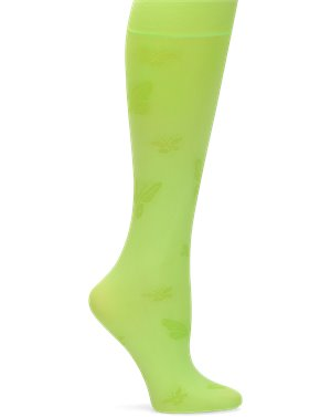 Lime Nurse Mates Compression Trouser