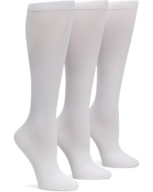 White Nurse Mates Compression Trouser