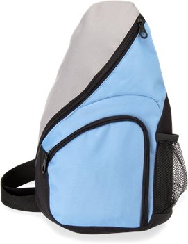 Light Blue/Gray Nurse Mates Ultimate Mono Sack
