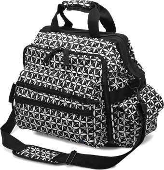Kaleidoscope Nurse Mates Ultimate Nursing Bag