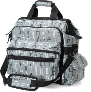 Geo Cubes Nurse Mates Ultimate Nursing Bag