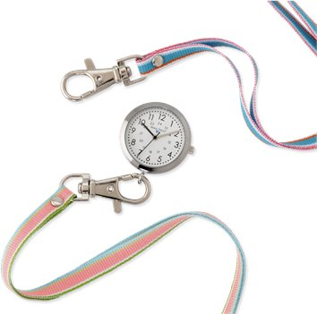 Multi Nurse Mates Necklace Watch Set