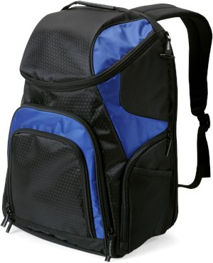 Blue Nurse Mates Ultimate Nursing Back Pack