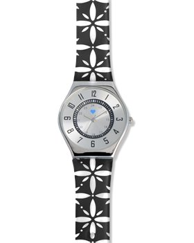 Black Nurse Mates Kaleidoscope Jelly Watch