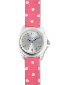Pink Nurse Mates Pink Dot Watch