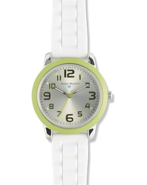 Kiwi Nurse Mates Favorite Top Ring Watch