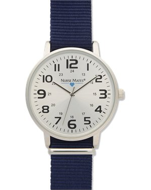 Navy Nurse Mates Nylon Sport Watch