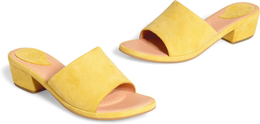 ONO Bo : Yellow - Womens