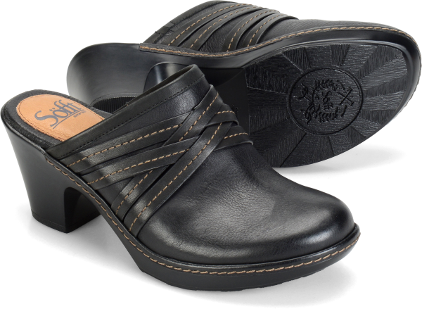 Sofft Leigh : Black - Womens