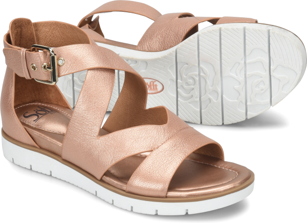 Sofft Mirabelle : Rose Gold - Womens