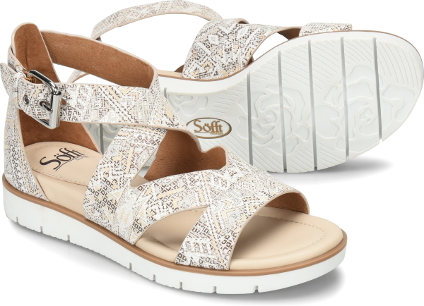 Sofft Mirabelle : White - Womens