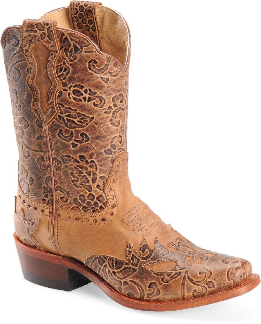 Sonora Jessi : Rust Tooled - Womens