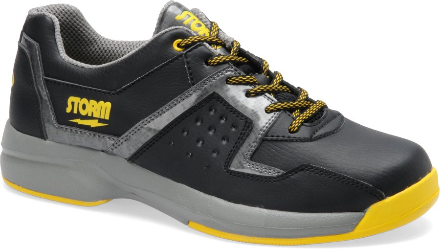 Storm Storm Lightning : Black/Grey/Yellow Right Hand - Mens