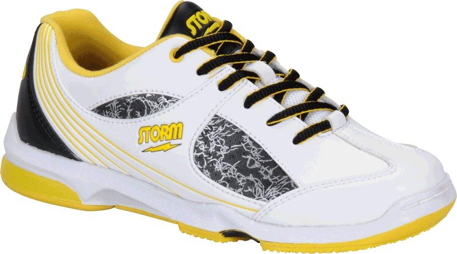 Storm WINDY : White Black yellow - Womens