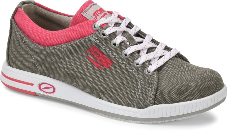 Storm Meadow : Gray Pink - Womens