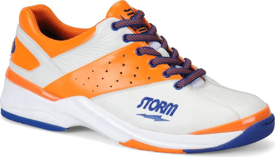 Storm SP 702 : White/Orange/Blue - Mens