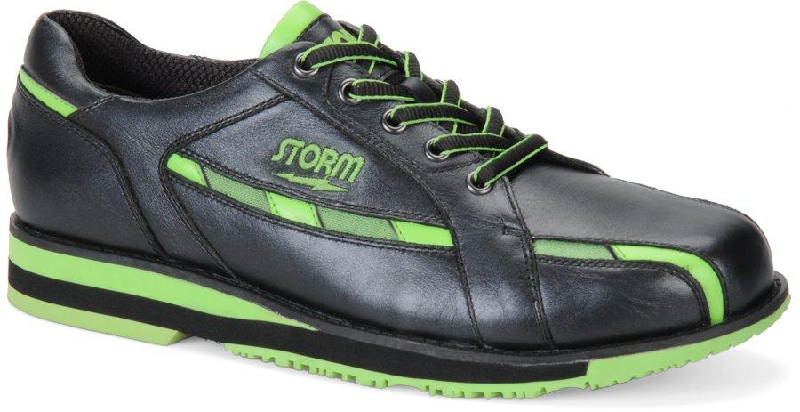 Storm SP 800 : Black Neon Lime - Mens