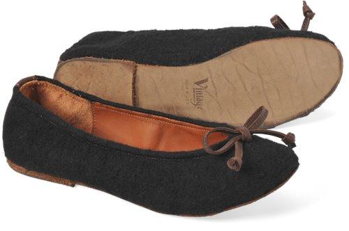 Black Wool Vintage Morgan