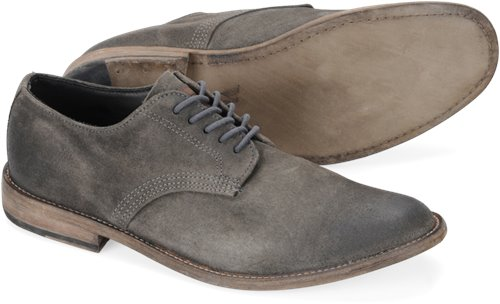 Anthracite Suede Vintage Henry