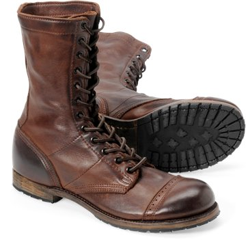 Chocolate Vintage Nathaniel  Jump Boot