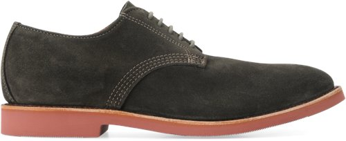 Loden Suede Walk-Over Abram