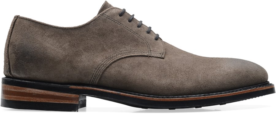 Walk-Over Walk-Over Kingston : Winter Smoke Suede - Mens