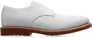 White Nubuck Walk-Over George