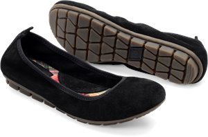Black Suede Born Tami