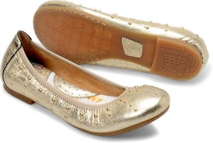 Light Gold Stud Metallic Born Julianne