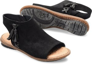 Black Suede  Born Rikke