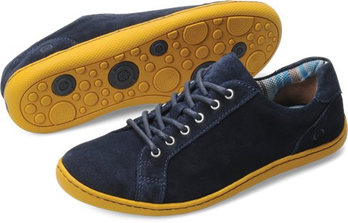 Navy Suede Born Sean