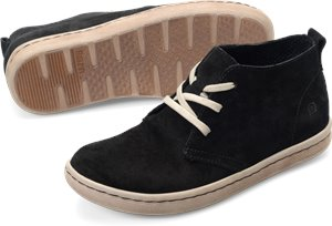 Black Suede Born Cristian