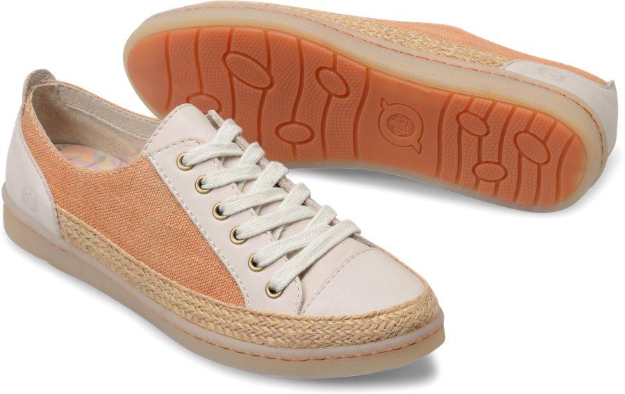 Born Corfield : Orange Cream - Womens