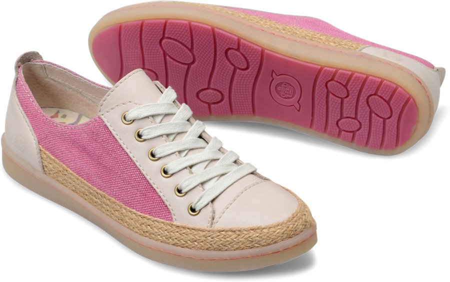 Born Corfield : Pink Cream - Womens